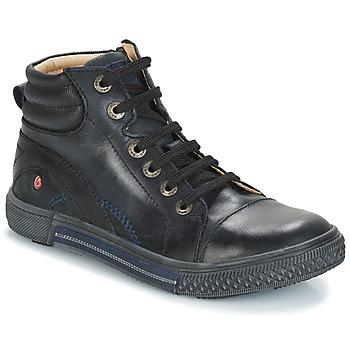 Chaussures Garçon Baskets montantes GBB RALPH Noir