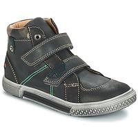 Chaussures Garçon Baskets montantes GBB RANDALL Gris
