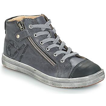 Chaussures Garçon Boots GBB NICO VTE GRIS DPF/2835