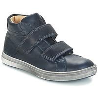 Chaussures Garçon Baskets montantes GBB NAZAIRE Bleu