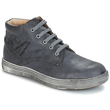 Chaussures Garçon Bottes ville GBB NINO Gris
