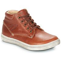Chaussures Garçon Boots GBB NINO Marron