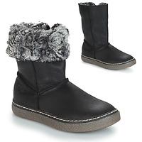 Chaussures Fille Bottes ville GBB DUBROVNIK Gris
