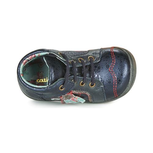 Marine Catimini Rainette Fille Chaussures Boots lFKJT1c