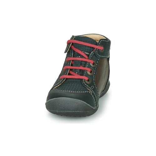 Boots Catimini Chaussures VertMarron Garçon Reglisse HIED2W9
