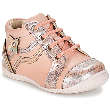 Chaussures Fille Boots GBB SHINA Rose