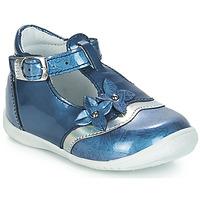 Chaussures Fille Sandales et Nu-pieds GBB SELVINA VVN BLEU-IMPRIME DPF/KEZIA