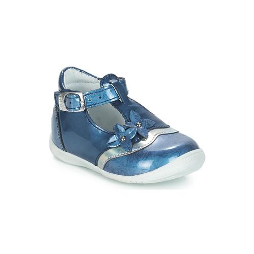 Chaussures Fille Ballerines / babies GBB SELVINA Bleu