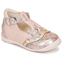 Chaussures Fille Ballerines / babies GBB SELVINA Rose