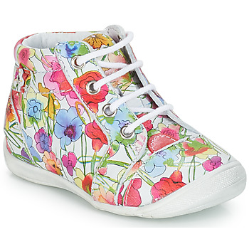 Chaussures Fille Boots GBB SIDONIE Multicolor