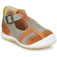 Chaussures Garçon Sandales et Nu-pieds GBB SIGMUND Taupe