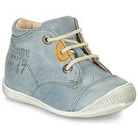Chaussures Garçon Boots GBB SAMUEL Bleu