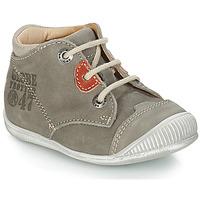 Chaussures Garçon Boots GBB SAMUEL Gris