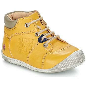 Chaussures Garçon Boots GBB SIMEON VTE JAUNE DPF/RAIZA