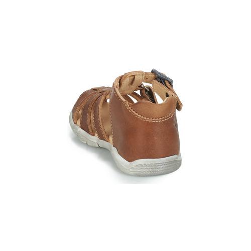 Garçon Sandales Marron Chaussures Prigent Gbb Et Nu pieds OZiuPXk