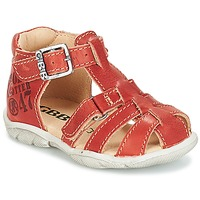 Chaussures Garçon Baskets basses GBB PRIGENT VTE ROUILLE DPF/FILOU