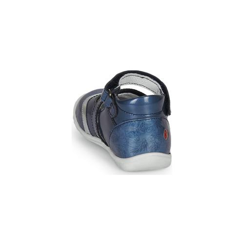 Gbb Stacy Bleu - Livraison Gratuite- Chaussures Sandale Enfant 5200 Jbp3x