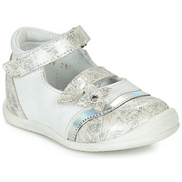 Chaussures Fille Ballerines / babies GBB STACY Blanc