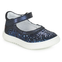 Chaussures Fille Ballerines / babies GBB SAKURA Bleu marine