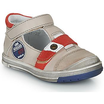 Chaussures Garçon Sandales et Nu-pieds GBB SOREL Beige / Rouge