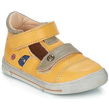 Chaussures Garçon Sandales et Nu-pieds GBB STEVE VTE JAUNE DPF/SNOW