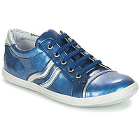 Chaussures Fille Baskets basses GBB SHARON Bleu
