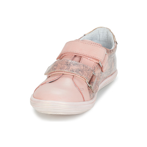 Gbb Boots Sheila Chaussures Fille Rose iuPZkXO