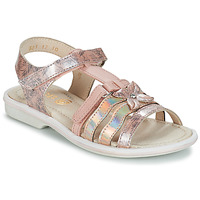 Chaussures Fille Sandales et Nu-pieds GBB SCARLET VTV ROSE-IMPRIME DPF/NICLA