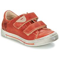Chaussures Garçon Boots GBB SEBASTIEN Rouge