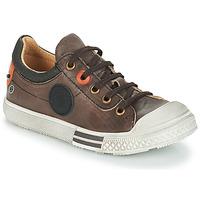 Chaussures Garçon Boots GBB UGO Marron
