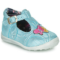 Chaussures Fille Ballerines / babies Catimini SOLEIL Bleu