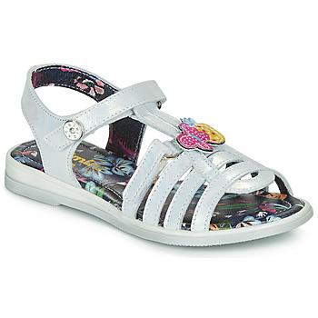 Chaussures Fille Sandales et Nu-pieds Catimini SICALE Nacre