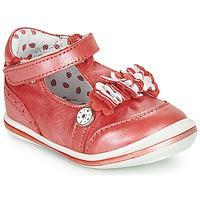 Chaussures Fille Sandales et Nu-pieds Catimini SANTOLINE VTE ROUGE NACRE DPF/2851