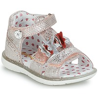 Chaussures Fille Sandales et Nu-pieds Catimini STEVIA Rose
