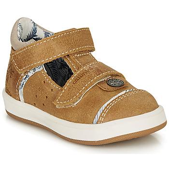 Chaussures Garçon Sandales et Nu-pieds Catimini SAUTERIAU Marron