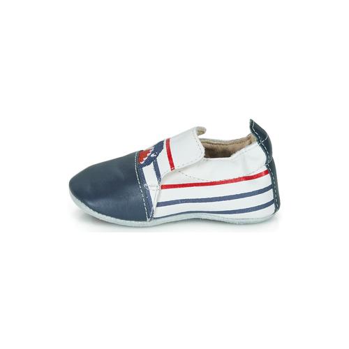 Garçon Catimini Chaussons Simocybe Chaussures Rouge MarineBlanc n0PwOkN8X