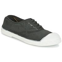 Chaussures Femme Baskets basses Bensimon TENNIS LACET gris