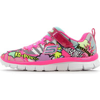 Chaussures Fille Baskets basses Skechers Skech Appeal 2.0 Neon Pink / Mehfarbig