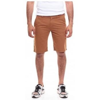 Vêtements Homme Shorts / Bermudas Ritchie BERMUDA BAGOO CASUAL Cognac