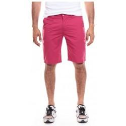 Vêtements Homme Shorts / Bermudas Ritchie BERMUDA BAGOO CASUAL Fushia