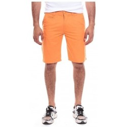Vêtements Homme Shorts / Bermudas Ritchie BERMUDA BAGOO CASUAL Orange