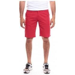 Vêtements Homme Shorts / Bermudas Ritchie BERMUDA BAGOO CASUAL Rouge foncé