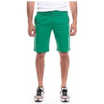 Vêtements Homme Shorts / Bermudas Ritchie BERMUDA BAGOO CASUAL Vert foncé