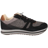 Chaussures Homme Baskets basses Lotto T0827  Homme Black Black