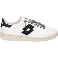 Chaussures Homme Ballerines / babies Lotto T0811  Homme White White