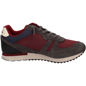 Chaussures Homme Baskets basses Lotto T0848  Homme Red Red