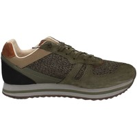 Chaussures Homme Baskets basses Lotto T0828  Homme Green Green