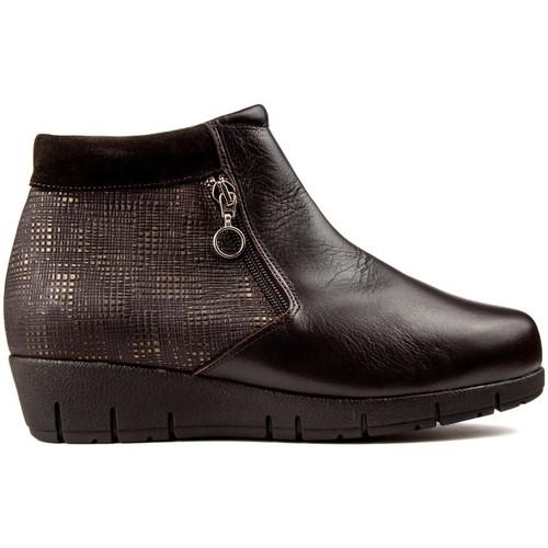 Chaussures Femme Bottines Dtorres DOTS THAIS BOUTEILLES marron