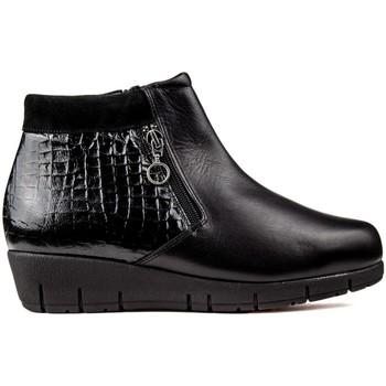 Chaussures Femme Bottines Dtorres DOTS THAIS CREMALLERA BOUTEILLES noir