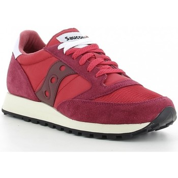 Chaussures Homme Baskets basses Saucony JAZZ ORIGINAL VINTAGE rouge